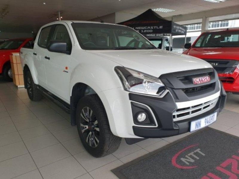 used isuzu d max 250 ho x rider 4x4 double cab bakkie for. Black Bedroom Furniture Sets. Home Design Ideas