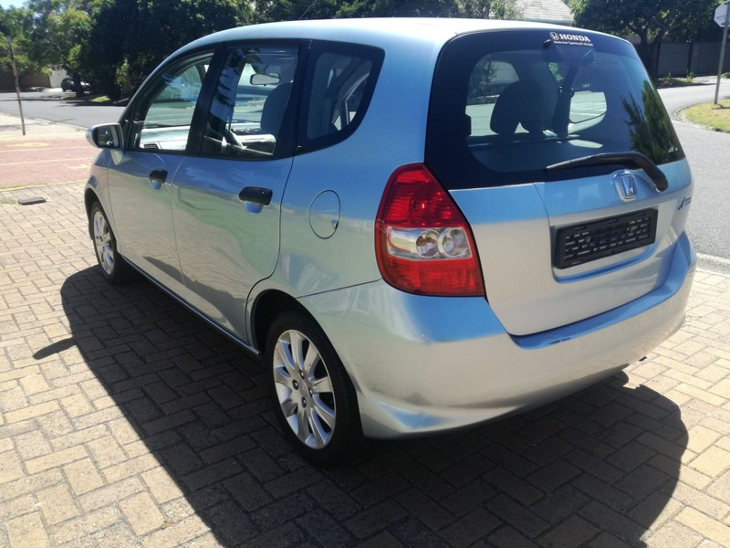 Used Honda Jazz 14 Cvt Automatic For Sale In Western Cape Carsco