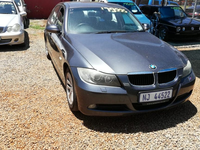 Used Bmw 3 Series 320i Start E90 For Sale In Gauteng