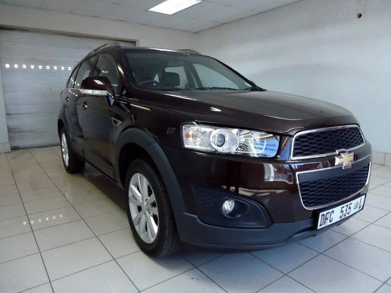 Used Chevrolet Captiva 24 Lt For Sale In Limpopo Cars Id