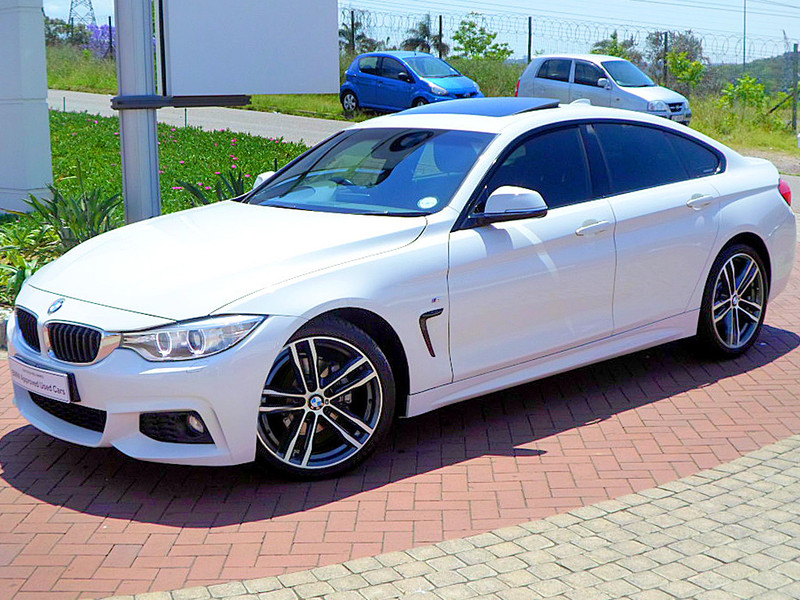 used bmw 4 series 420d gran coupe m sport plus auto f36 for sale in kwazulu natal. Black Bedroom Furniture Sets. Home Design Ideas