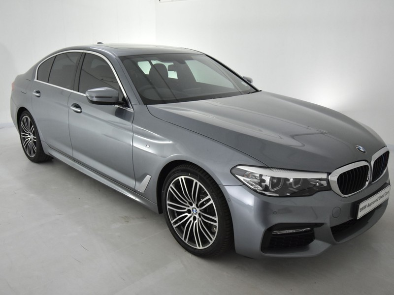 Used Bmw 5 Series 520d M Sport For Sale In Gauteng Carscoza Id