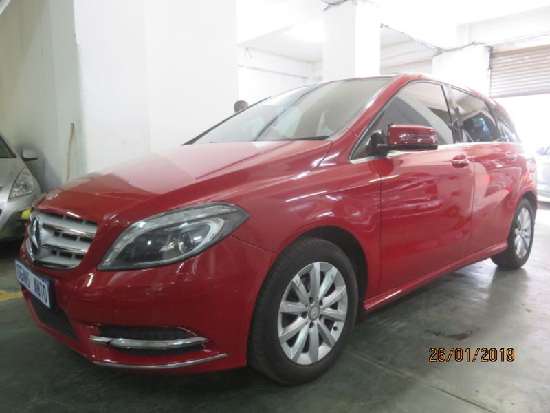 Used Mercedes Benz B Class B 180 Cdi Be At For Sale In Gauteng