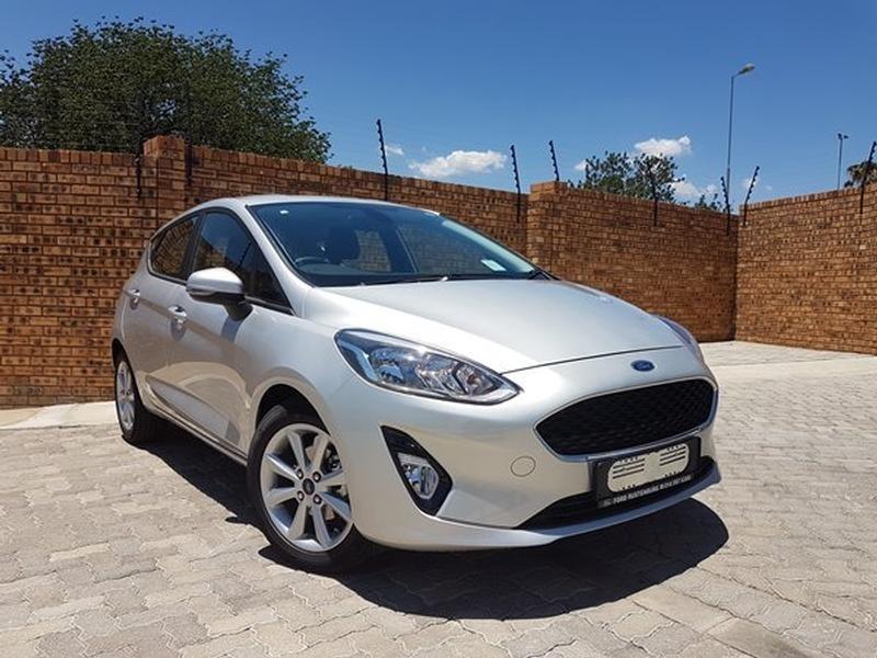 2019 Ford Fiesta 1.0 Ecoboost Trend 5-Door North West Province Rustenburg_0