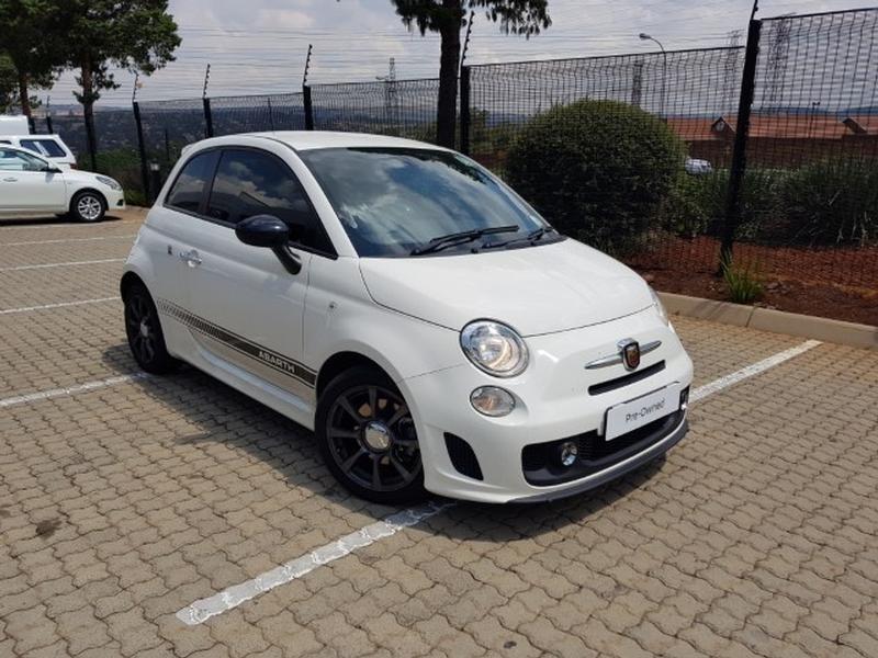 2016 Abarth 500 1.4T 595 Gauteng Johannesburg_0