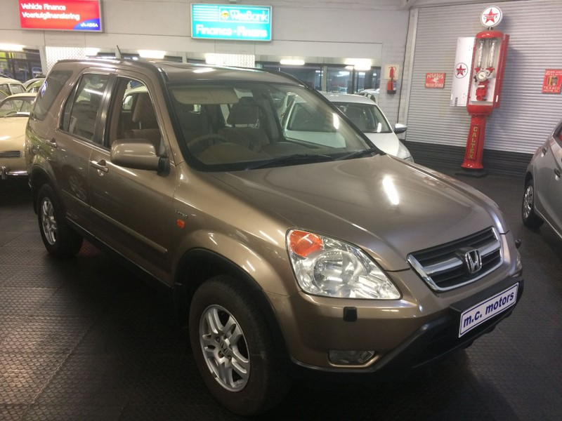 Used Honda Cr V 2 0 Automatic One Owner Vehicle Cash Deal For
