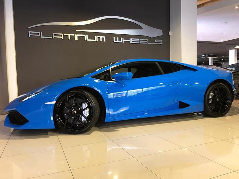 Used Lamborghini Huracan Lp610 4 For Sale In Gauteng Cars Co Za