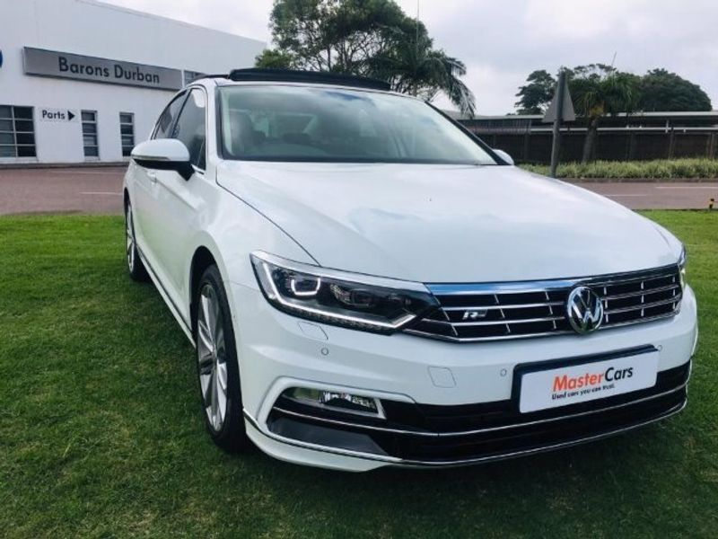 2018 Volkswagen Passat 2.0 TDI Executive DSG Kwazulu Natal Durban_0