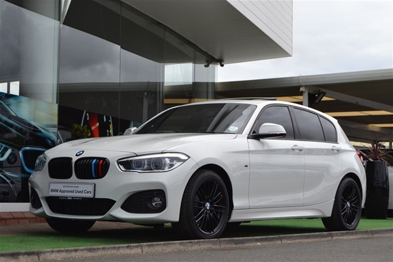 Used Bmw 1 Series 120i M Sport 5 Door Auto For Sale In