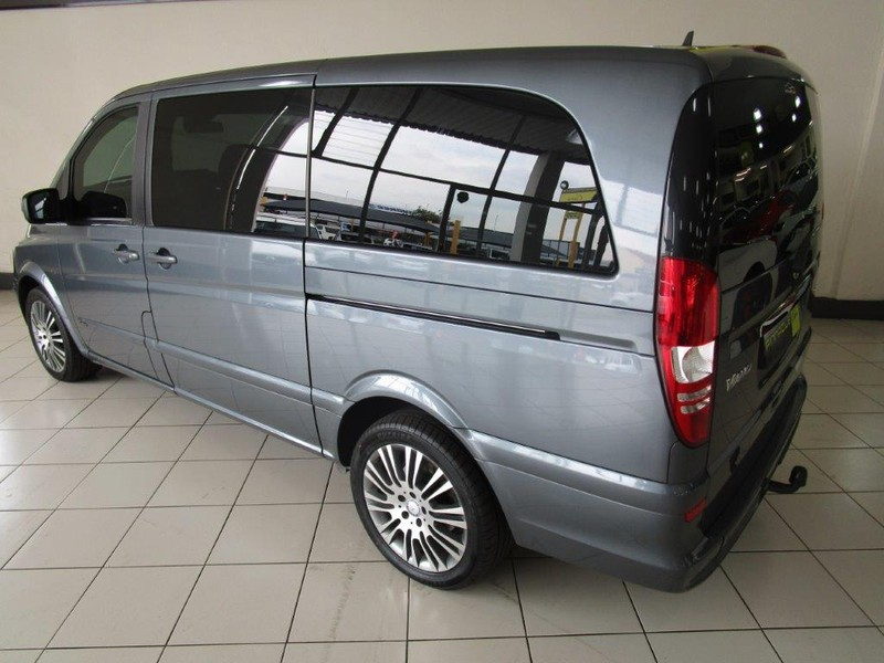 Used Mercedes-Benz Viano 3 5 V6 Ambiente Auto for sale in Gauteng