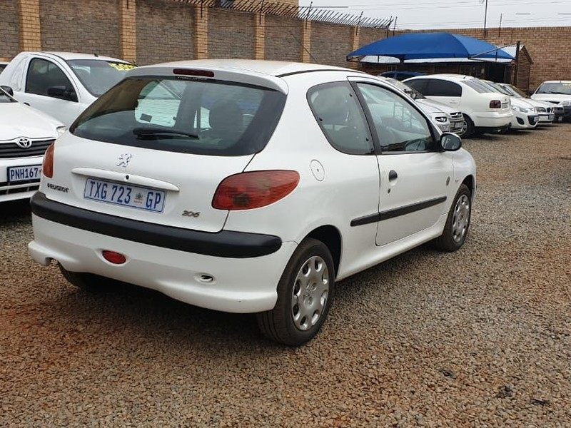 c2eb109a8 Used Peugeot 206 1.4 X Line 16v for sale in Gauteng - Cars.co.za (ID ...