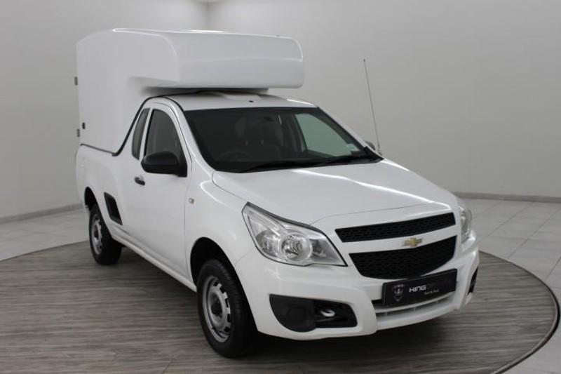 2015 Chevrolet Corsa Utility 1.4 Sc Pu  Gauteng Boksburg_0