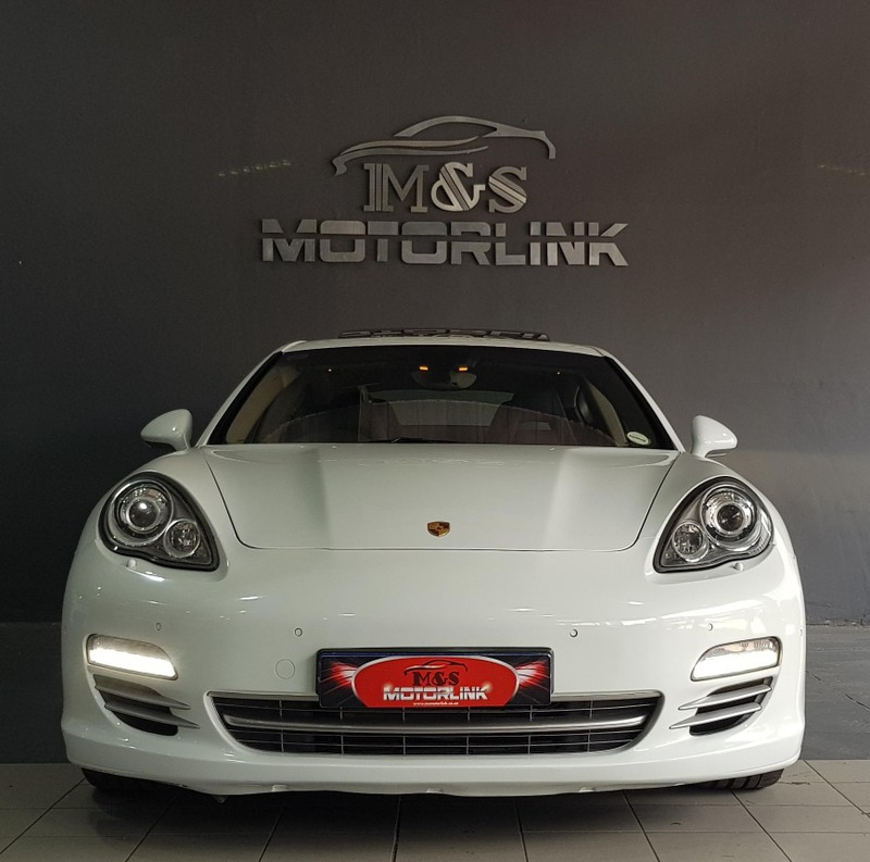 Used Porsche Panamera Diesel Tip Platinum Edition For Sale