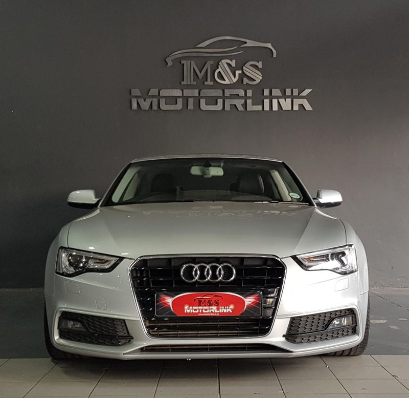 Used Audi A5 Sportback 2.0 TFSi Multi For Sale In Gauteng