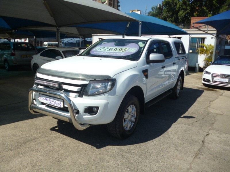 Used Ford Ranger 2 2tdci Xls Pu D/c for sale in Kwazulu