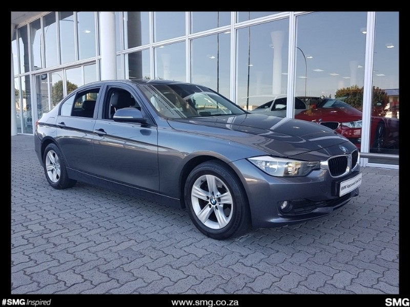 2014 BMW 3 Series 316i Auto Western Cape Tygervalley_0