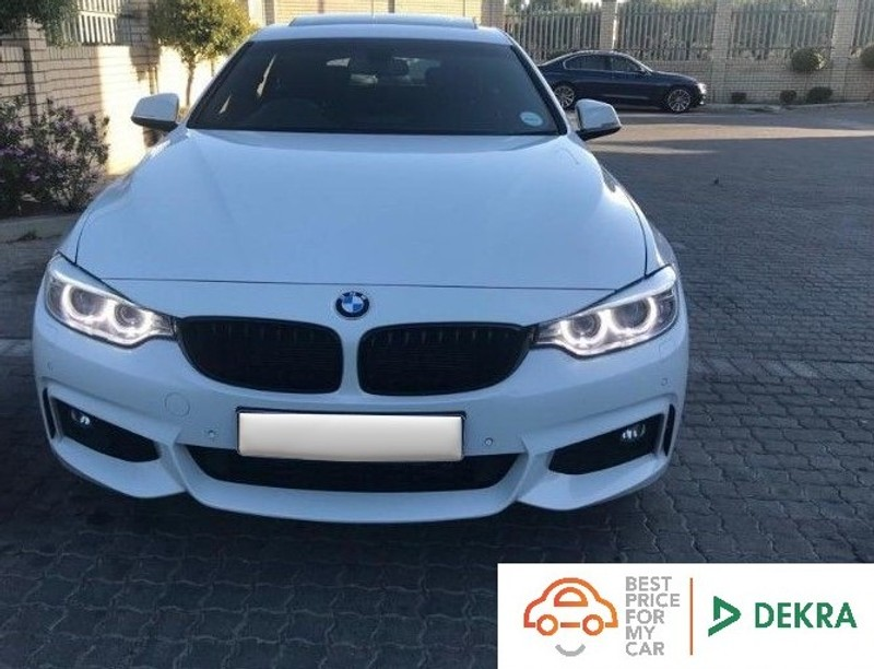 2015 BMW 4 Series 435i Gran Coupe M Sport Auto Western Cape Goodwood_0