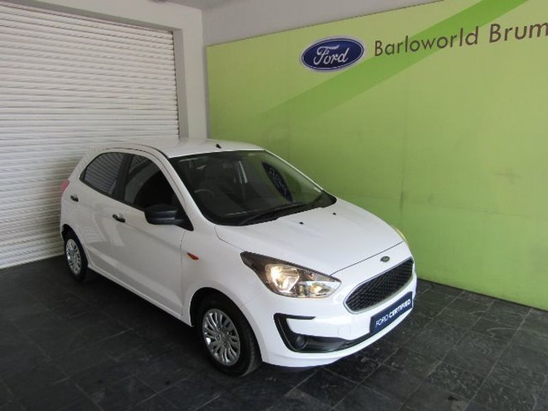 2018 Ford Figo 1.5Ti VCT Ambiente 5-Door Gauteng Johannesburg_0