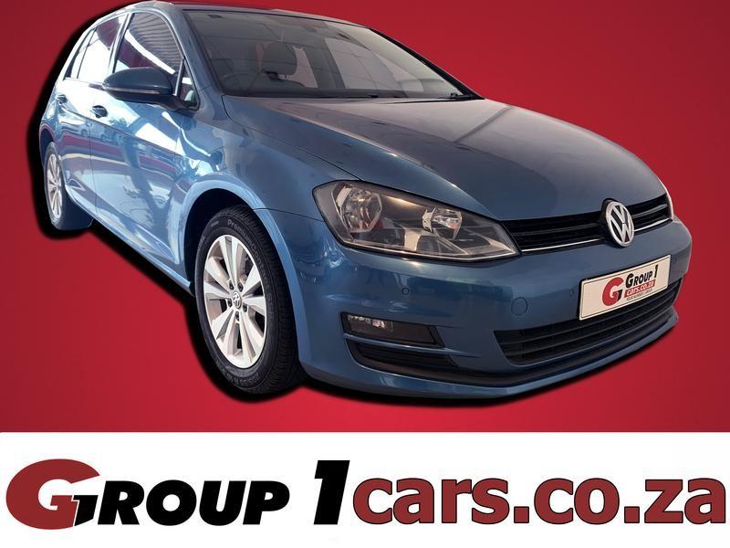 2013 Volkswagen Golf Vii 1.4 Tsi Comfortline  Western Cape Kuils River_0