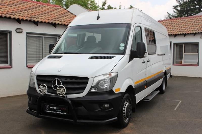 bb27ee6c47 2014 Mercedes-Benz Sprinter 519 CDI F C Panel Van for sale in Gauteng