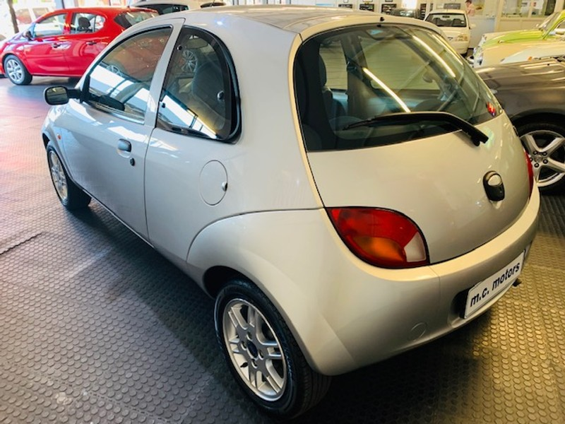 Ford Ka   Trend Low Kms Cash Deal Western Cape Cape Town_