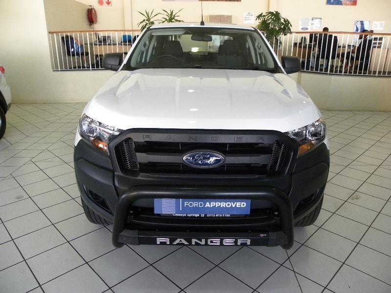 2019 Ford Ranger 2.2TDCi Double Cab Bakkie Gauteng Springs_0