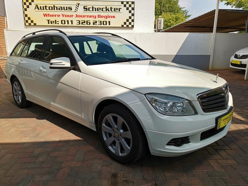 Used Mercedes-Benz C-Class C220 Cdi Estate Classic A/t for