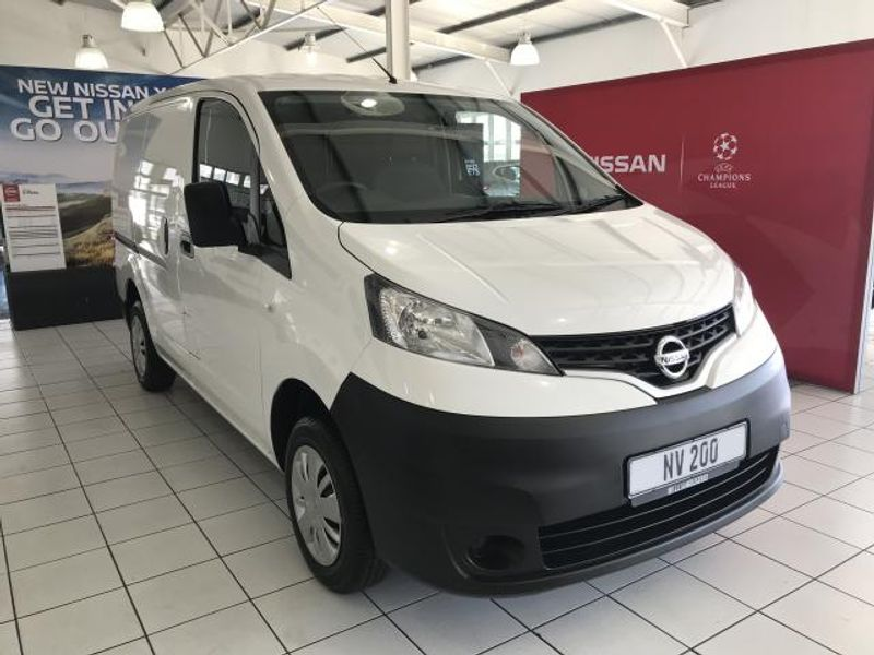 b5c01cfa464021 Used Nissan NV200 1.6i Visia F C Panel van for sale in Western Cape ...