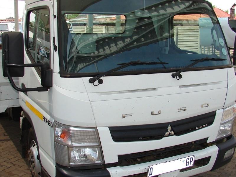 used mitsubishi fuso money maker 3ton for sale in gauteng - cars co za id  4425088