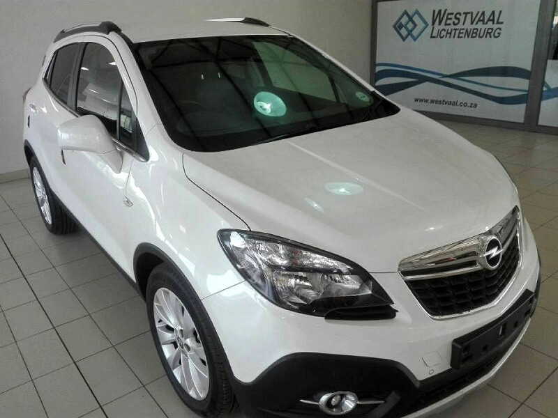 used opel mokka 1 4t cosmo for sale in north west province. Black Bedroom Furniture Sets. Home Design Ideas