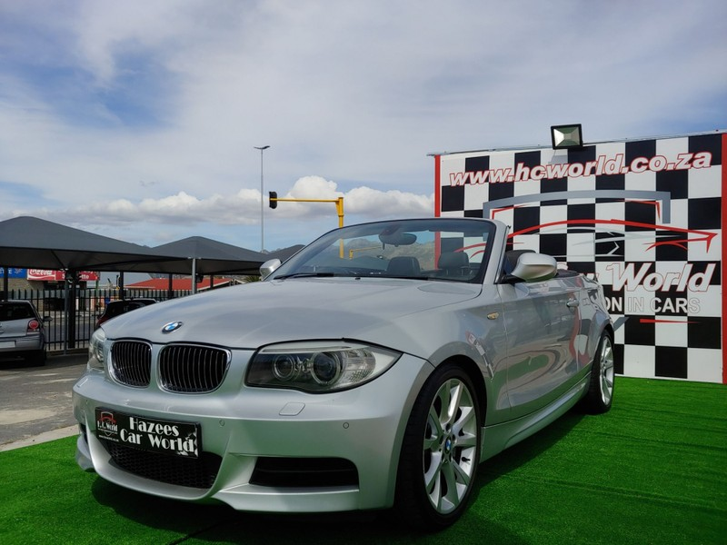 2011 BMW 1 Series 135i Convert Exclusive At  Western Cape Strand_0