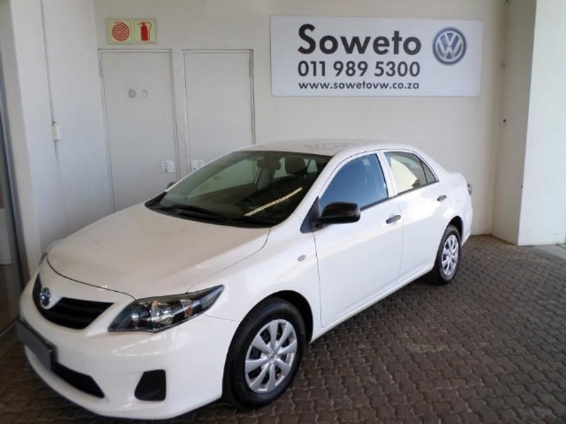2017 Toyota Corolla Quest 1.6 Gauteng Soweto_0