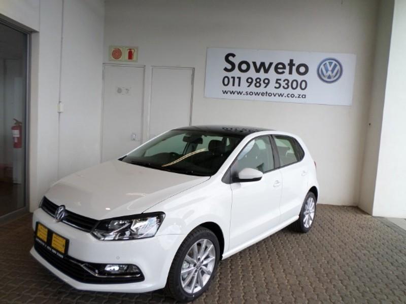 2015 Volkswagen Polo 1.2 TSI Highline DSG 81KW Gauteng Soweto_0