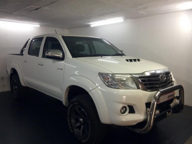 2013 Toyota Hilux 3.0 D-4d Raider 4x4 At Pu Dc  Limpopo Tzaneen_0