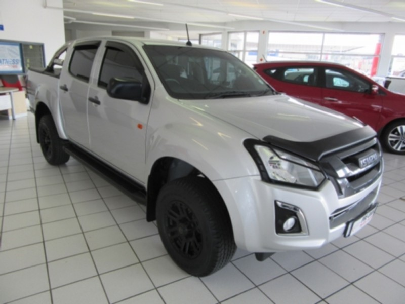 Used Isuzu D Max 250 Ho Hi Rider Double Cab Bakkie For Sale In