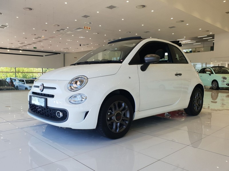 Used Fiat 500 900t Twinair Sport Cabriolet For Sale In Gauteng