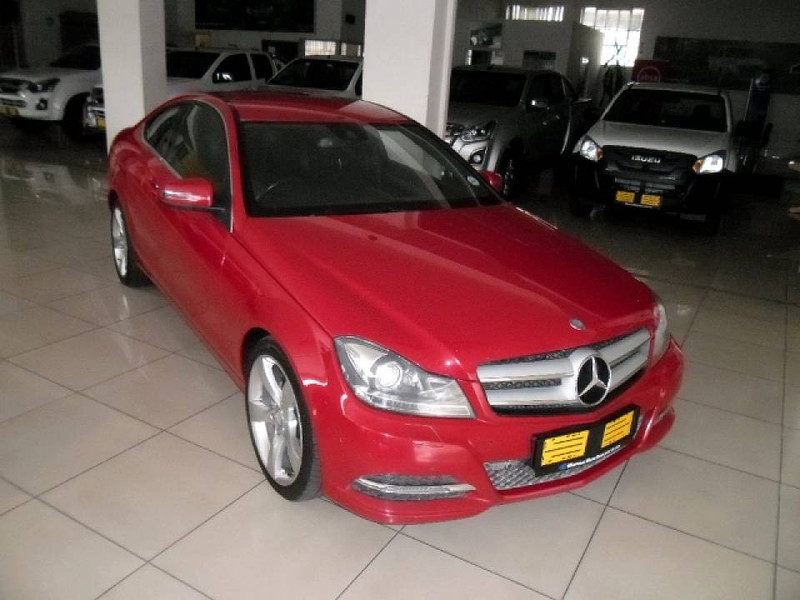 Used Mercedes-Benz C-Class C250 Cdi Be Coupe A/t for sale in