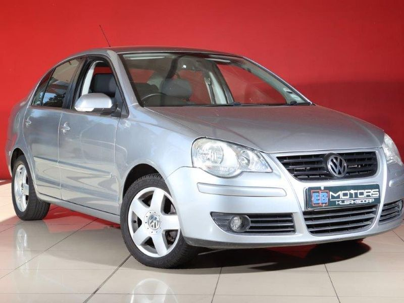 2008 Volkswagen Polo Classic 2.0 Highline  North West Province Klerksdorp_0