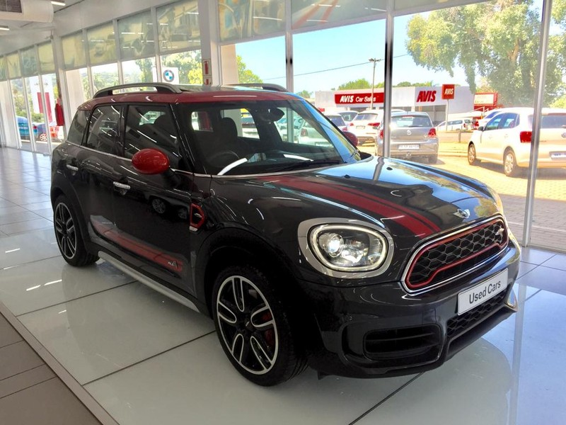Used Mini Countryman Jcw All4 Auto For Sale In Kwazulu Natal Cars