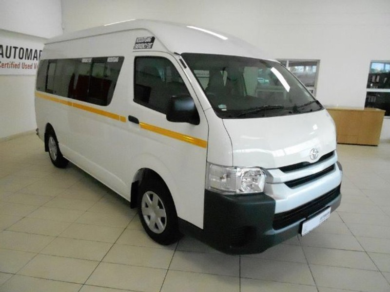 Used Toyota Quantum 2 5 D-4d Sesfikile 16s for sale in Gauteng