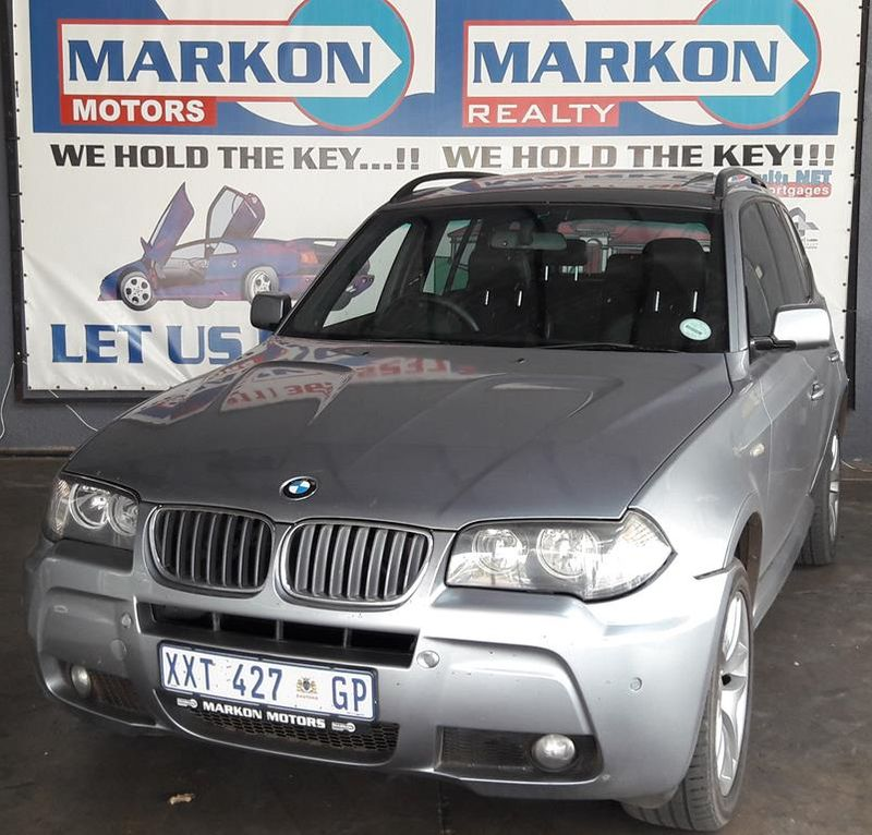 Used BMW X3 Xdrive30d A/t For Sale In Gauteng