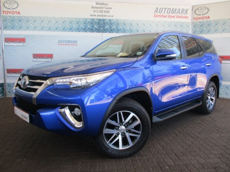 2017 Toyota Fortuner 2.8GD-6 4X4 Mpumalanga Middelburg_0