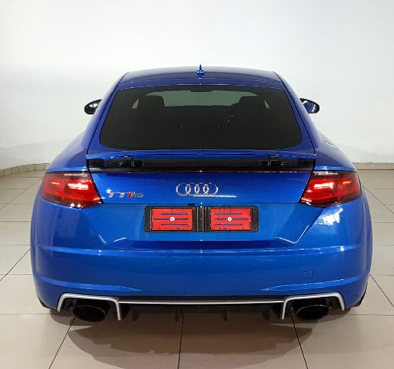 Used Audi TT RS Quattro Coupe Stronic For Sale In Western