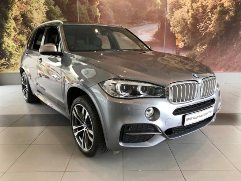 2018 BMW X5 M50d Gauteng Pretoria_0