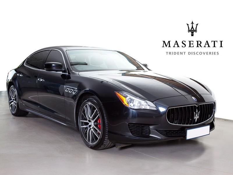 2016 Maserati Quattroporte Diesel Gauteng_0