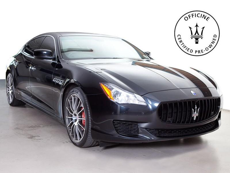 2018 Maserati Quattroporte GTS Gauteng_0
