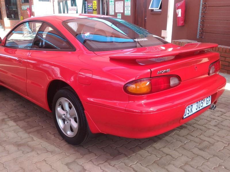 1994 mazda mx6 v6 specs