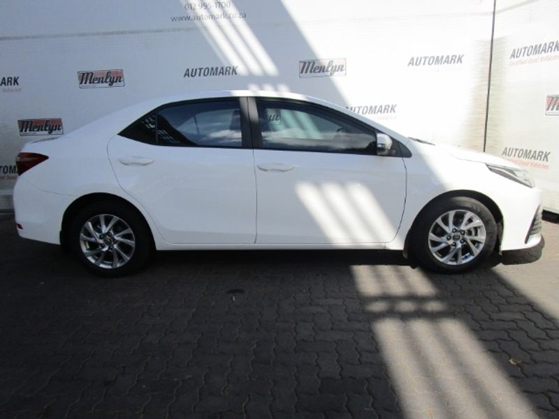 Used Toyota Corolla 1 4D Prestige for sale in Gauteng - Cars co za
