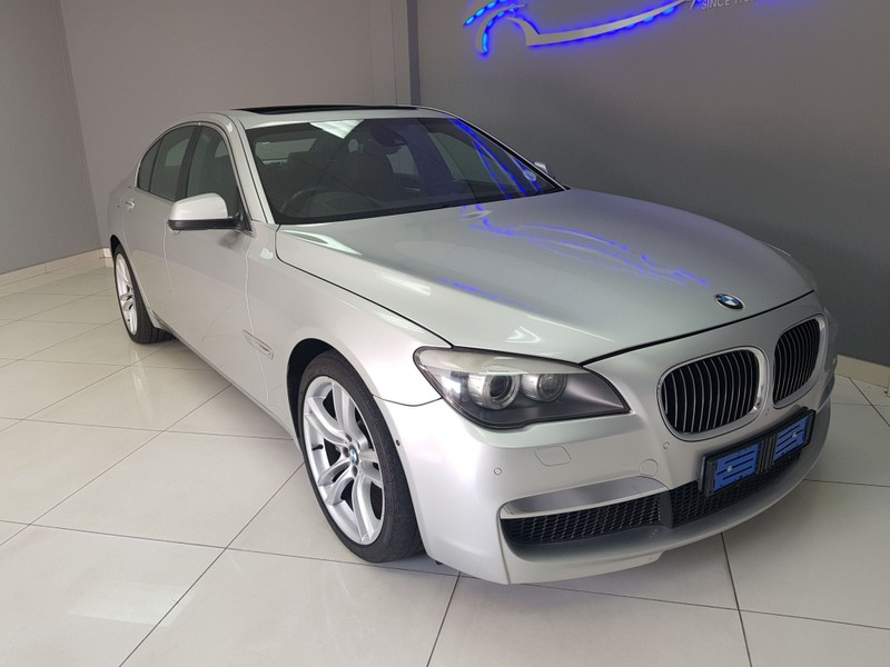 Used Bmw 7 Series 750i F01 For Sale In Gauteng Carscoza Id