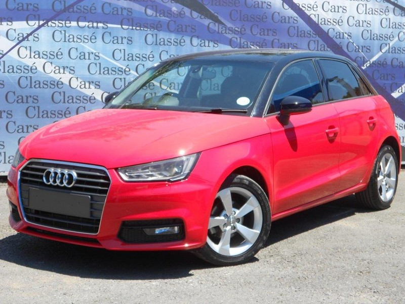 Used Audi A1 Sportback 1 0 Tfsi Se Stronic 5dr For Sale In Gauteng